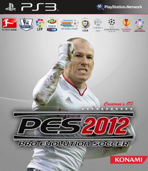 PES 2012 PS3 DFL OptionFile 2012