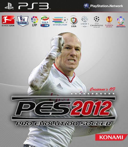PES 2012 PS3 DFL OptionFile 2012