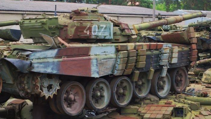 Cmentarzysko czołgów 19