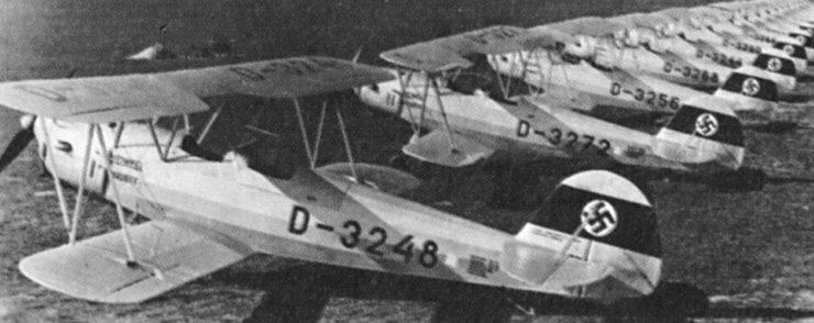 Samoloty z okresu II wojny światowej 165
