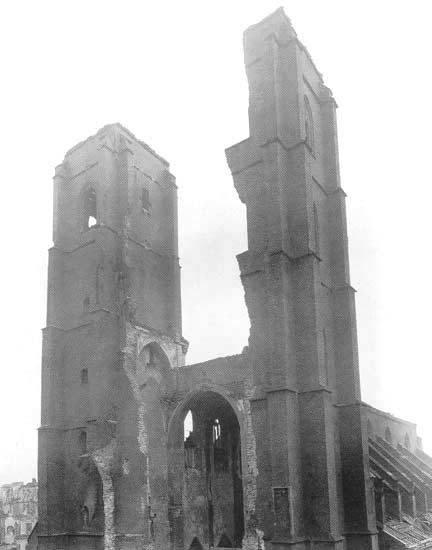 Wrocław  1945 Zniszczenia 54