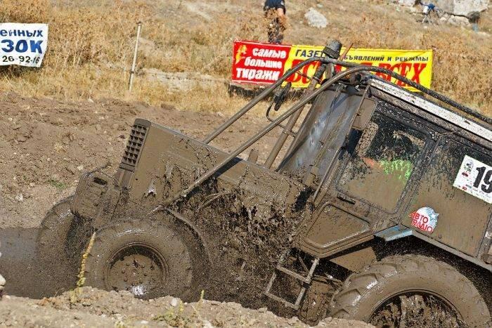 Wyścigi traktorów #2 28