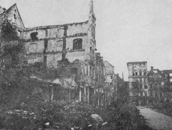 Wrocław  1945 Zniszczenia 96