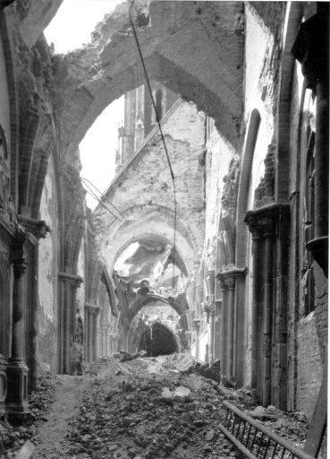 Wrocław  1945 Zniszczenia 42