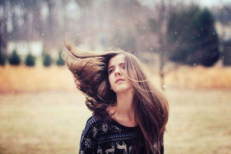 Dziewczyny z długimi włosami 6