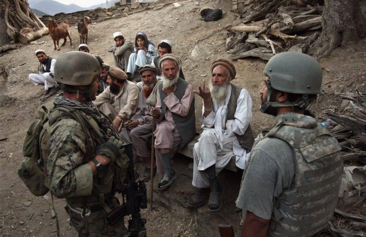 Zdjęcia z wojny w Afganistanie 34