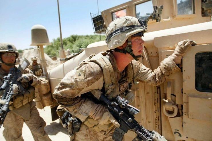 Zdjęcia z wojny w Afganistanie 5