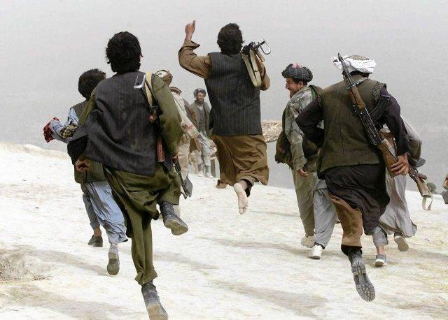 Zdjęcia z wojny w Afganistanie 65