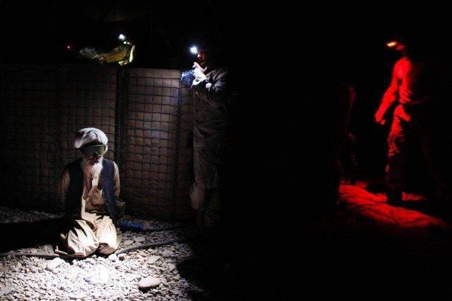 Zdjęcia z wojny w Afganistanie 64
