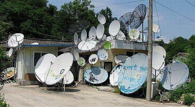 Najdziwniejsze anteny satelitarne 6