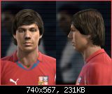 Pavel Vyhnal face PES12