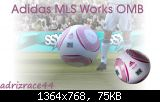 FIFA 12 Adidas MLS Works OM Ball