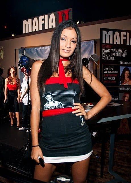 Hostessy z E3 25