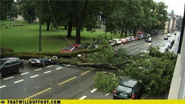 Pojazdy w niecodziennych sytuacjach 17