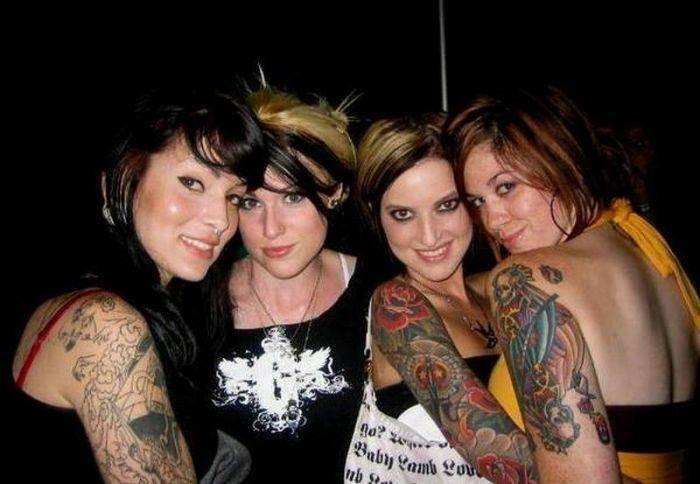 Kobiece tatuaże #4 46