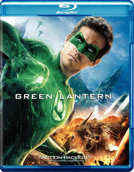 Зеленый Фонарь / Green Lantern (2011) BDRip от HQ-ViDEO | Theatrical Cut