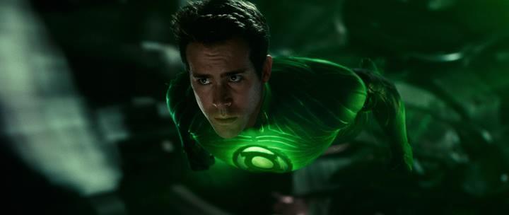 Зеленый Фонарь / Green Lantern (2011) BDRip