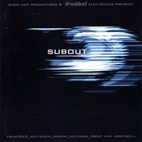 (EBM / Industrial / Synth) VA - Subout - 2000, MP3, 320 kbps