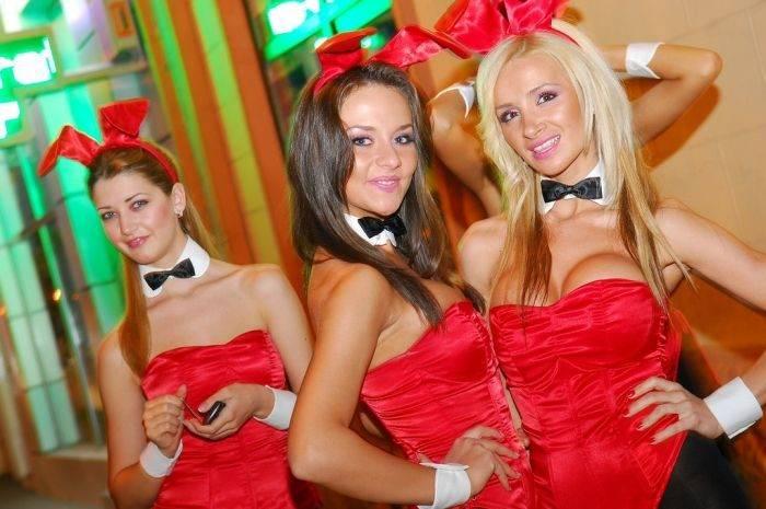 Króliczki Playboya z perspektywy czasu 9