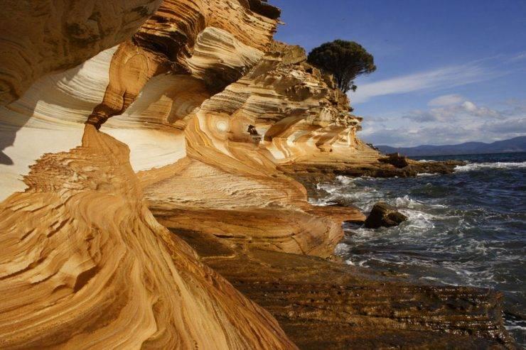 Nietypowe formacje skalne 21