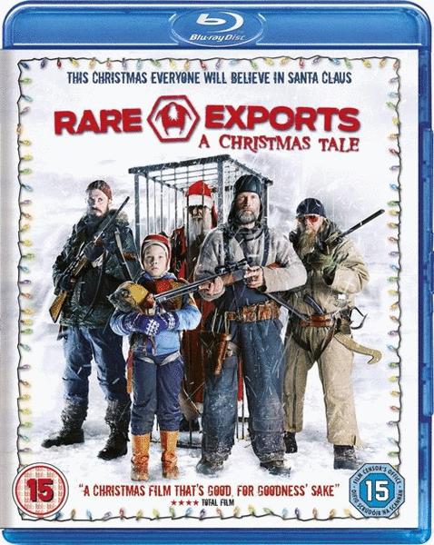 Санта на продажу / Rare Exports (2010) HDRip от Scarabey