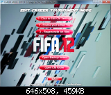 FIFA 12 Career Tournament Mode Editor v.1.0
