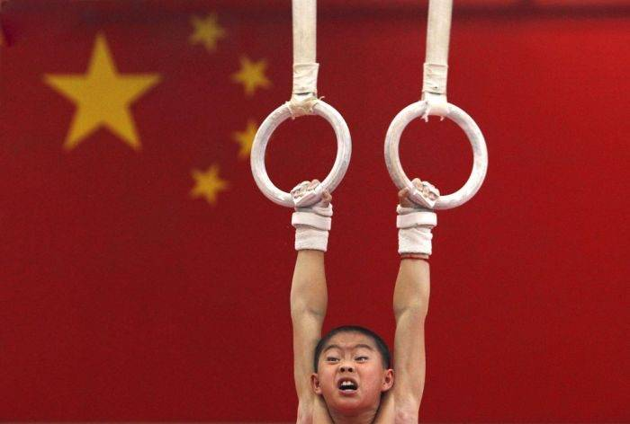 Chińska szkoła gimnastyki #2 11