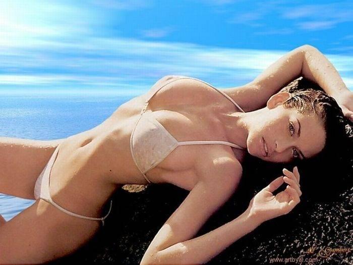 Najseksowniejsze modelki Victoria's Secret 8