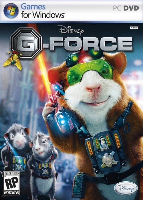 G-Force: The mission of Darwin / Za�oga G (2009/ENG/FullRIP/TPTB)