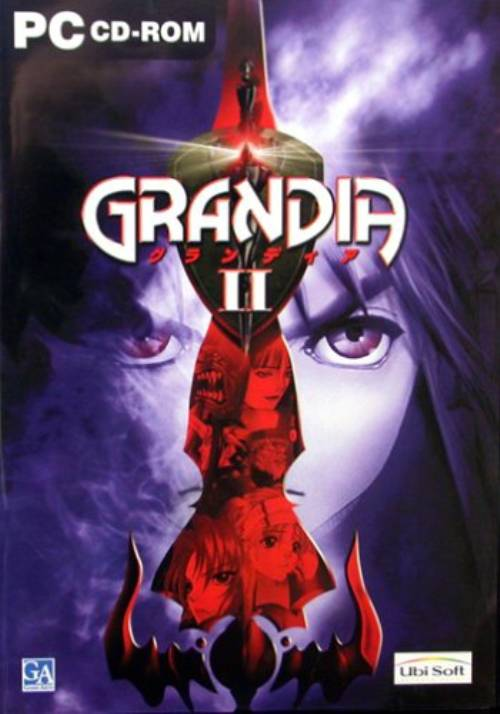Grandia 2  (2002/ENG/FULL/ISO)