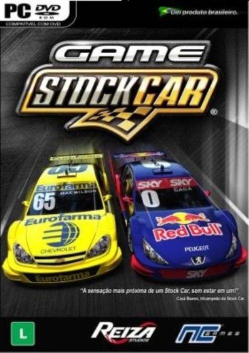 Game Stock Car  (2011/ENG/REPACK/a line)