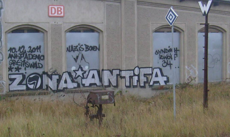 zona antifa!