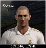 Benzema Face by Tunizizou