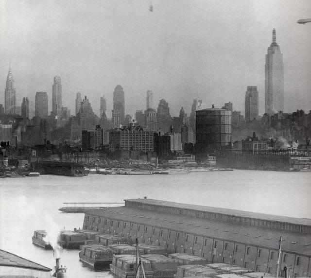 Budowa Empire State Building 6