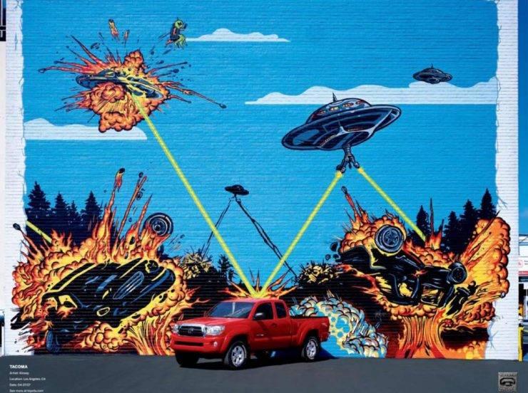 Sztuka na ulicach miast 11