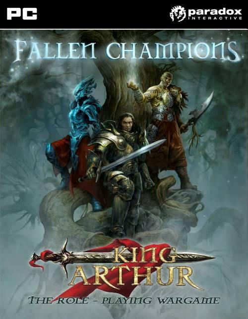 King Arthur: Fallen Champions  (2011/ENG/FullRIP/KaOs)