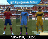 FIFA 12 Spain - Euro 2012 Kit Pack 12/13 by Mateus Guedes