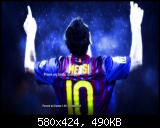 Menu Do Messi - v.1 by Douglas