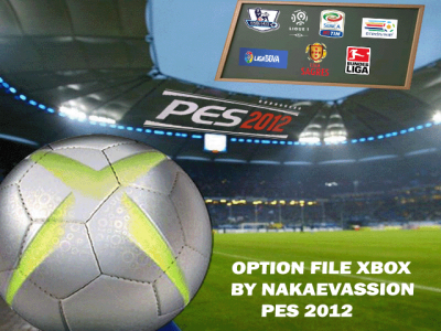 [PES2012 Xbox360] OF by Nakaevassion & Pro_Soc v5.0