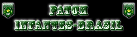 PATCH INFANTES-BRASIL PES 2012
