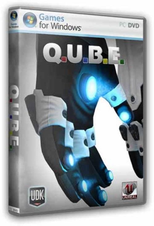 Q.U.B.E. (2011/ENG/PORTABLE)