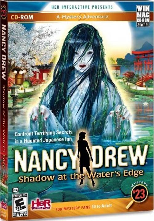Nancy Drew: Shadow at the Waters Edge  (2010/ENG/FullRIP/BACKLASH)