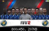 Inter Milan Faces Pack by FIFA 12 Editing Generation