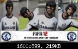 Petr Cech Faces by FIFA 12 Editing Generation