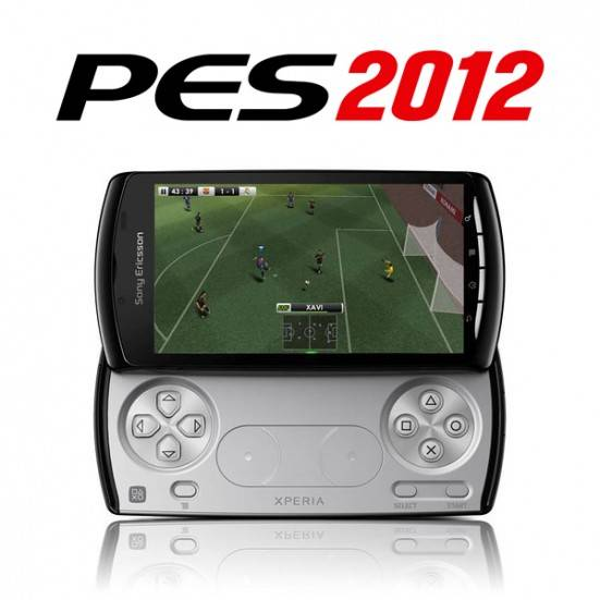 PES 2012 for Android – Now on the Marketplace!