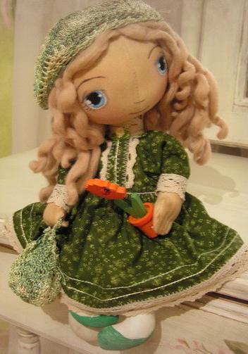 Кукла тыковка мастер классы