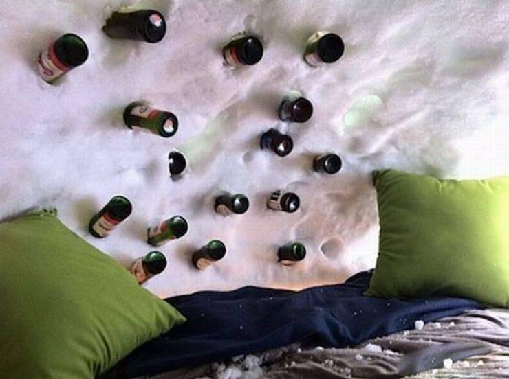 Śniegowe budowle 27