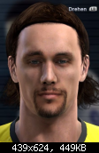 [PES 2012] Subotic Face by peselia