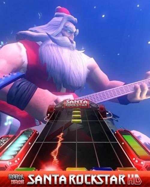 Santa Rockstar HD  (2011/ENG/FULL)