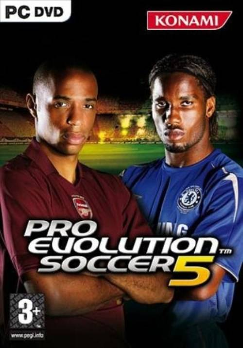 Pro Evolution Soccer 5 / Winning Eleven 9  (2005/ENG/FULL/ISO/RELOADED) + SPOLSZCZENIE